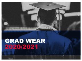 Grad Wear Options