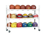 DELUXE PVC BALL CADDY