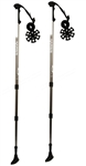 TREKKING POLES - PAIR- ASSORTED COLORS - Special Buy