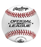 "BASEBALL 9"" RAWLINGS Leather"