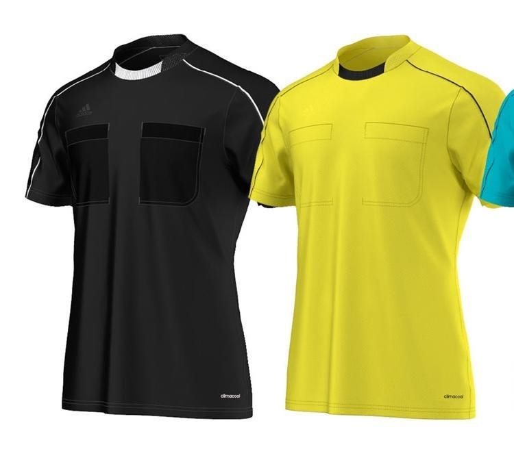 REF JERSEY 16 SOCCER YELLOW ADIDAS · Larger Photo ... 439ed4091