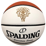 LASER ENGRAVED AUTOGRAPH BASKETBALL