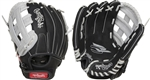 "BASEBALL GLOVE 11"" PIGSKIN FR BLACK"