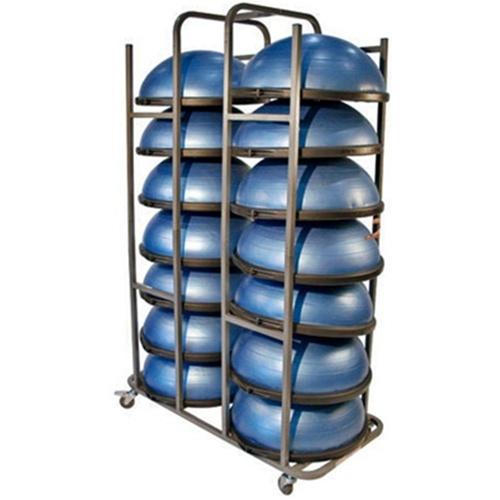 Bosu Ball Storage Cart Special Order