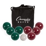 BOCCE SET DELUXE