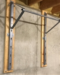 CHIN UP BAR 4 HEIGHT ADJUSTABLE