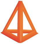 "PYLON 7"" TRIANGULAR UNWEIGHTED"