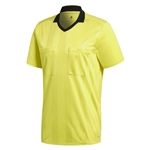 REF JERSEY 18 SOCCER YELLOW