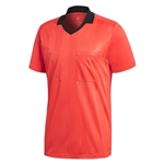 REF JERSEY 18 SOCCER RED-Clearance.