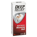 DEEP RELIEF WARMING RUB - REGULAR STRENGTH