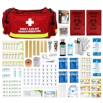 FIRST AID/TRAINERS DELUXE KIT FULLY STOCKED