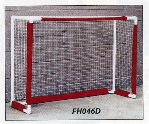 FLOOR HOCKEY GOAL HEAVY DUTY PVC 4' X 6' - Each