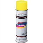LINE MARKING PAINT - YELLOW - CASE OF 12