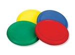 FOAM DISC - ASSORTED COLORS - EACHES