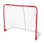 "FLOOR HOCKEY GOAL FOLDING STEEL 54"" X 44"" BAUER EACH"