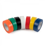 "FLOOR TAPE 1 1/2"" X 60 YARD COLORED TAPE SET (7)"