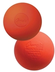 LACROSSE BALL ORANGE OFFICIAL