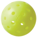 PICKLE-BALL BALL INDOOR YELLOW