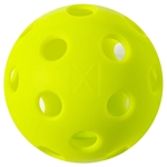 PICKLEBALL BALL INDOOR YELLOW