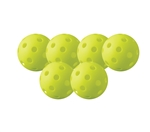 PICKLE-BALL BALL INDOOR SET OF 6