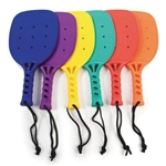 PICKLEBALL RACQUET RAINBOW SET OF 6