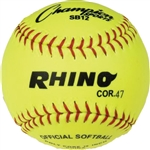 "SOFTBALL 12"" Synthetic COR47 Yellow"