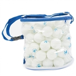 TABLE TENNIS BALLS BULK BAG OF 100 1 STAR