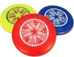 "FLYING DISC 175gm & 10.75"" OFFICIAL ULTRA STAR ULTIMATE"