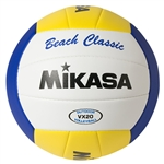 VOLLEYBALL BEACH CLASSIC MIKASA SYNTHETIC